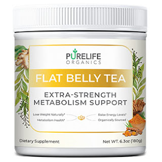 Flat belly tea