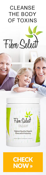 Fibre select - cleanse your body of toxins