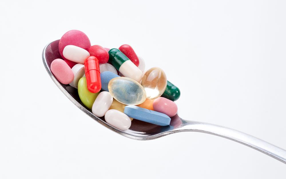 MEdicine SPoon / vitamins