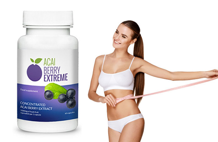 Acai Berry Extreme for Weight-loss