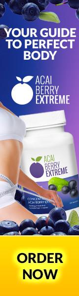 Acai Berry Extreme - weightloss Supplement